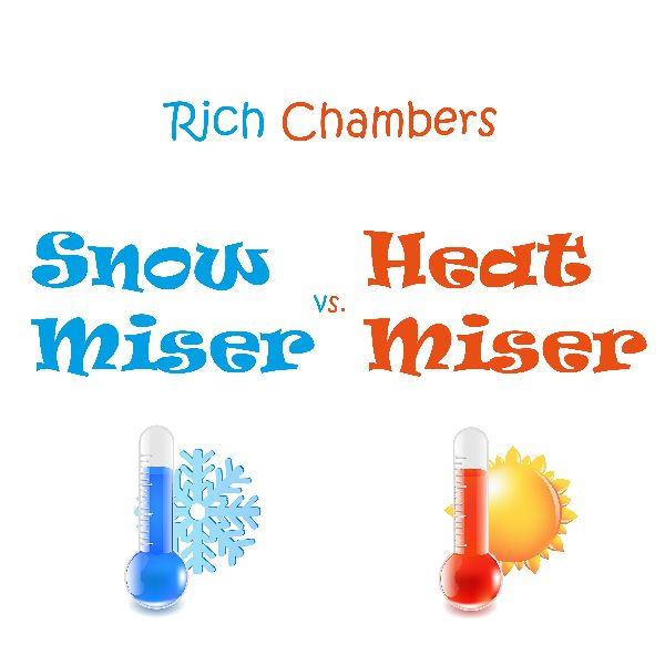 Snow Miser Vs. Heat Miser - Snow Miser Vs. Heat Miser